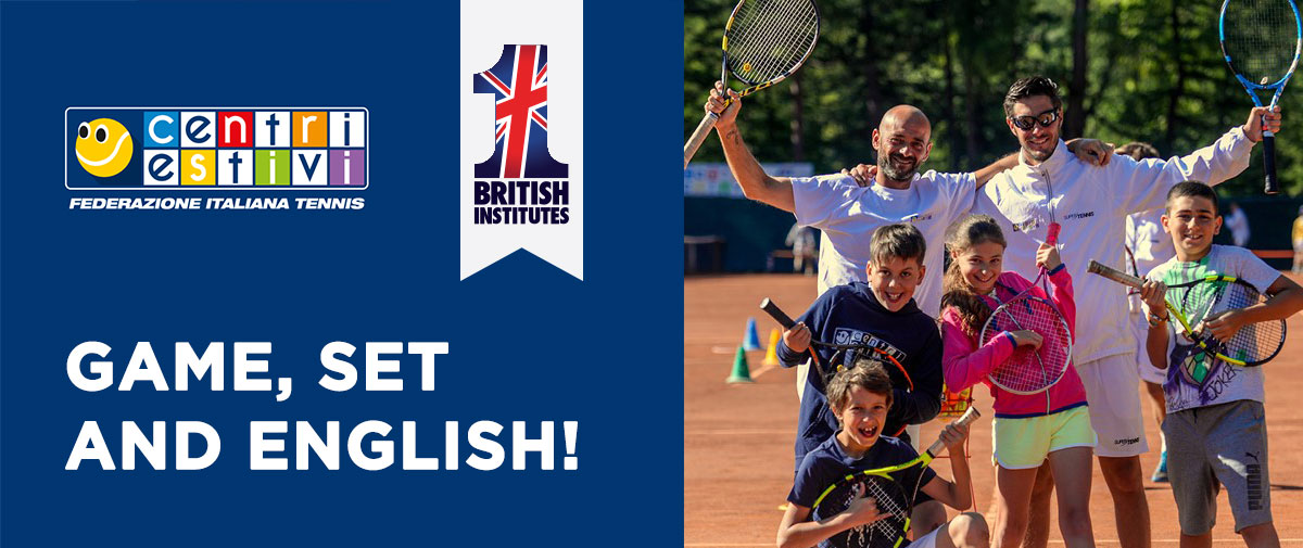 Promo British Institute - Centri Estivi FIT